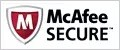 McAfee Secure links