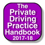private driving practice handbook