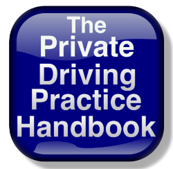 The private driving practice handbook to pass driving test